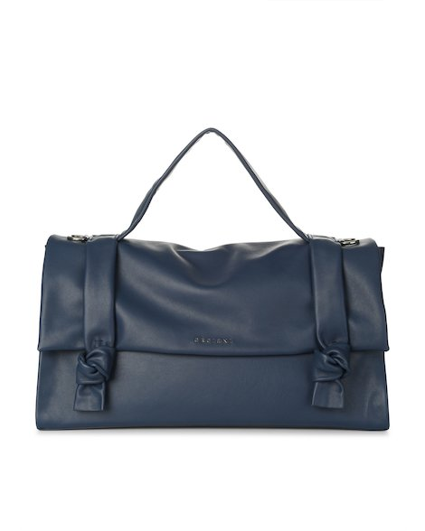 Orciani BELLA LEATHER HANDBAG