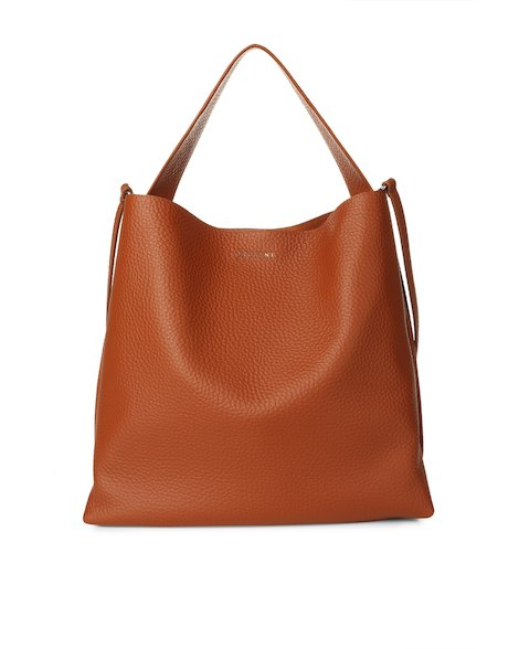 Orciani SOFT LEATHER JACKIE BAG