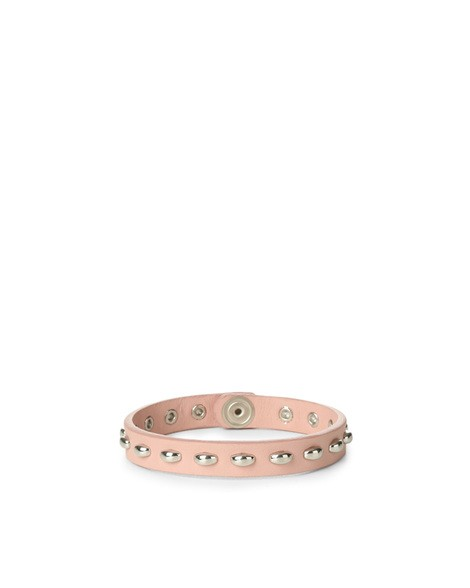 Orciani CHIFFON  LEATHER BRACELET