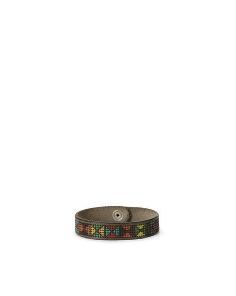 Orciani RABAT LEATHER BRACELET