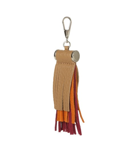 Orciani ETHNIC SOFT LEATHER CHARM