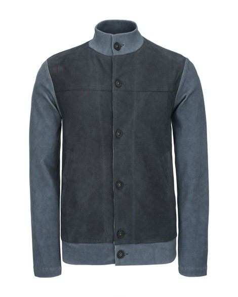 Orciani COTTON CARDIF BIMATERIAL JACKET