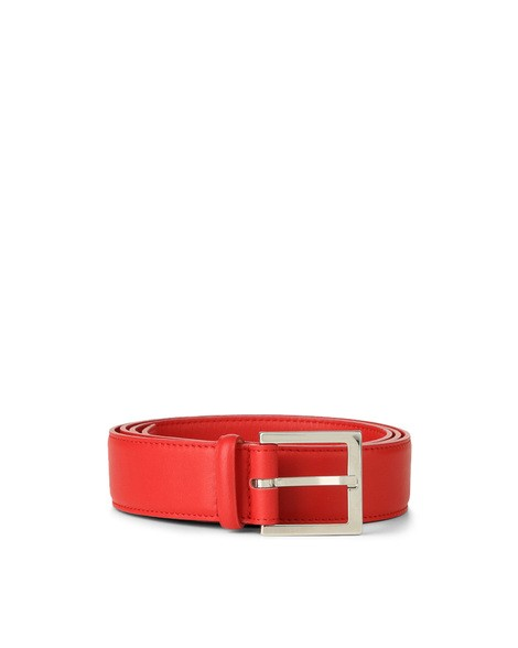 Orciani MONTANA LONG TIP LEATHER BELT