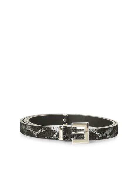 Orciani JUNGLE LEATHER BELT