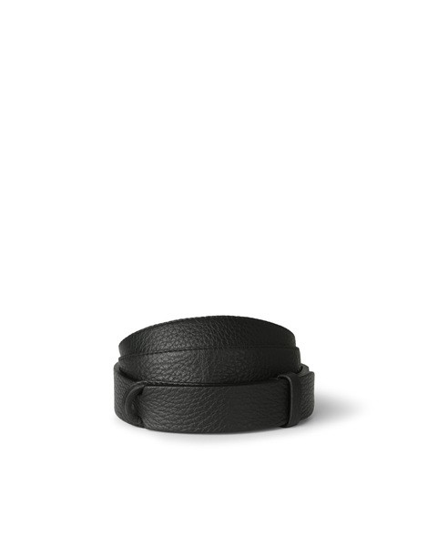 Orciani BOSPHORE NOBUCKLE LEATHER BELT