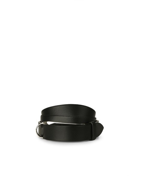 Orciani BULL LEATHER NOBUCKLE BELT