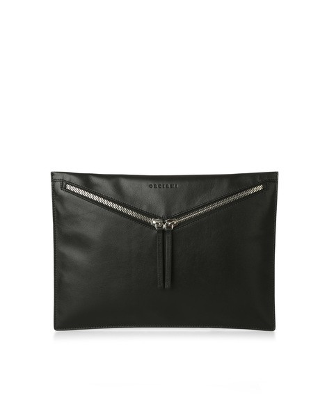 Orciani JOLIE LEATHER BRIEFCASE