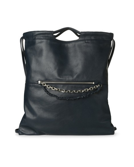 Orciani JOLIE LEATHER BACKPACK