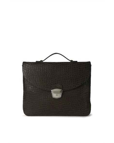 Orciani NEW CAYMAN PROFESSIONAL LEATHER  BAG