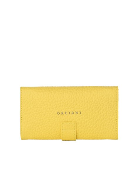 Orciani SOFT LEATHER WALLET