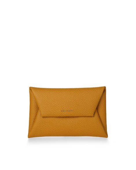 Orciani SOFT LEATHER ENVELOPE BAG