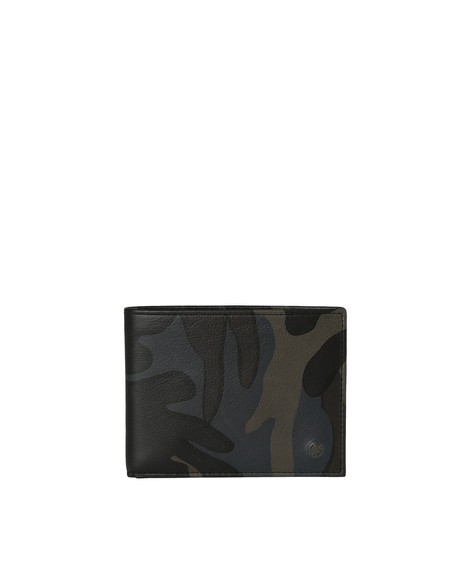 Orciani MIMETIC LEATHER WALLET