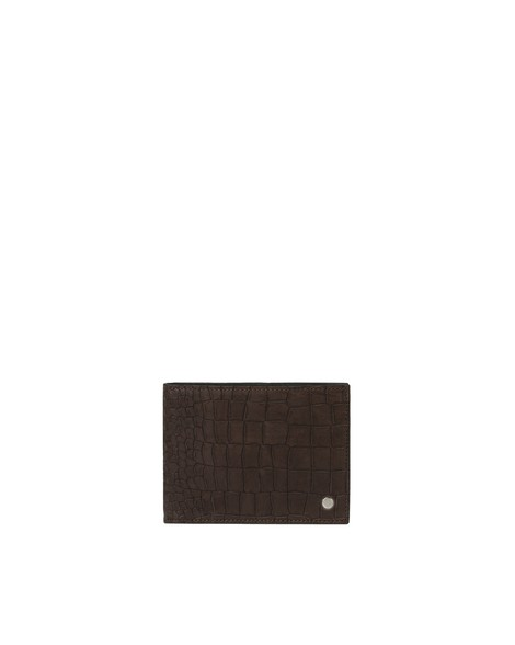 Orciani NEW CAYMAN CLASSIC LEATHER WALLET