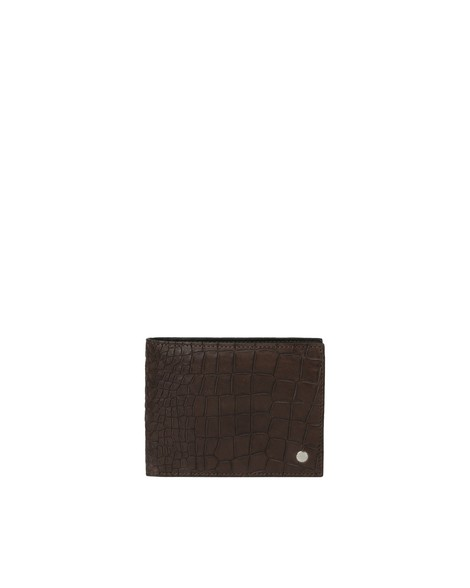 Orciani NEW CAYMAN LEATHER WALLET