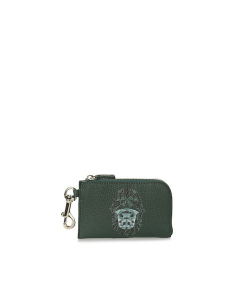 Orciani SAFARI LEATHER KEY CASE