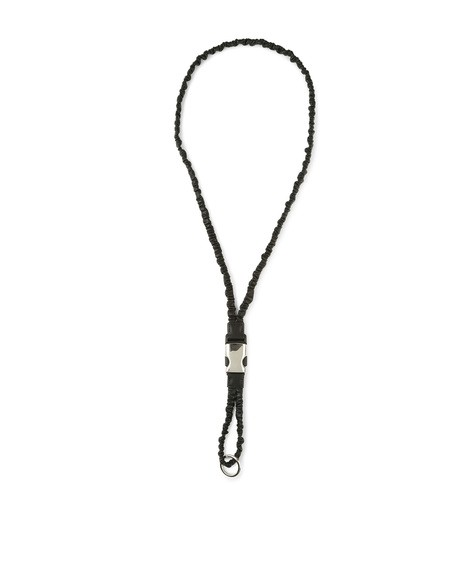 Orciani JOLIE LEATHER NECK KEY CHAIN