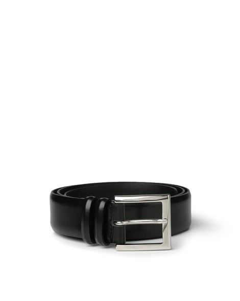 Orciani CALF CLASSIC LEATHER BELT