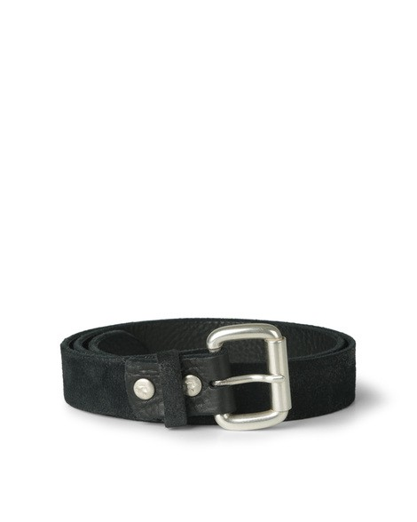 Orciani HUNTING DOUBLE REVERSIBLE SUEDE BELT