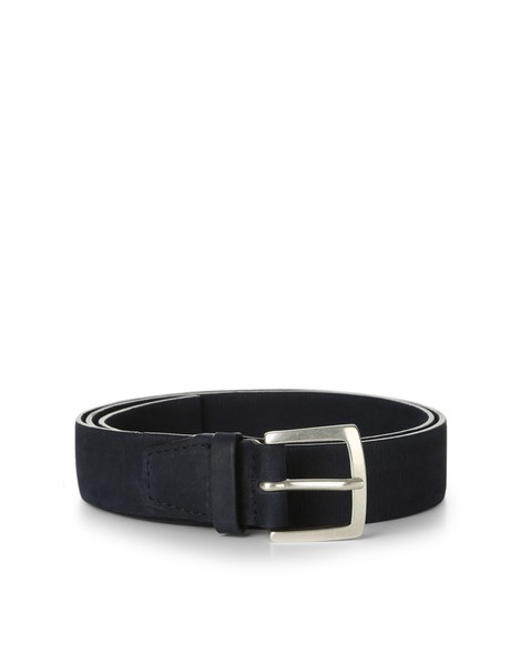 Orciani LONG BEACH LEATHER BELT