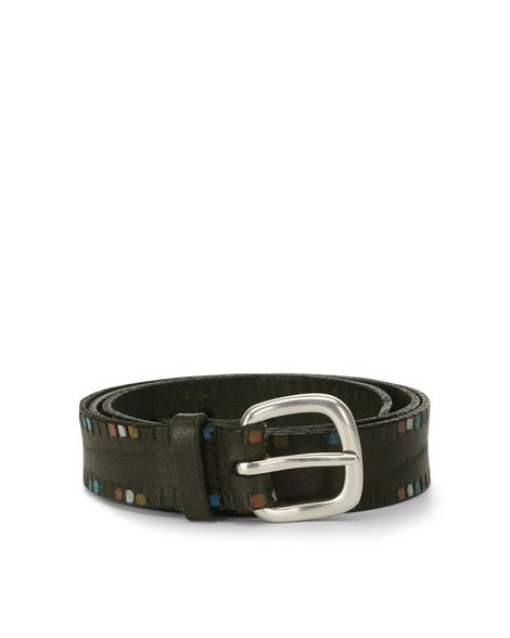 Orciani AFRIKA LEATHER BELT