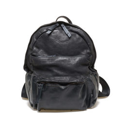 Small black rucksack