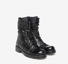 Stewart<br />calfskin ankle boots