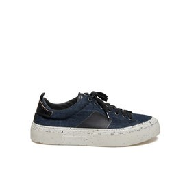 Humvee<br />Lace-up denim shoe