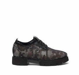 Schuh Amtrac aus Netzgewebe in Camouflage-Optik.