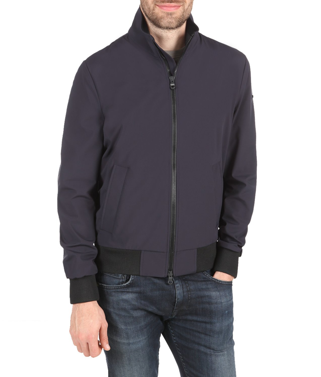 STRETCH ROOTED JACKET