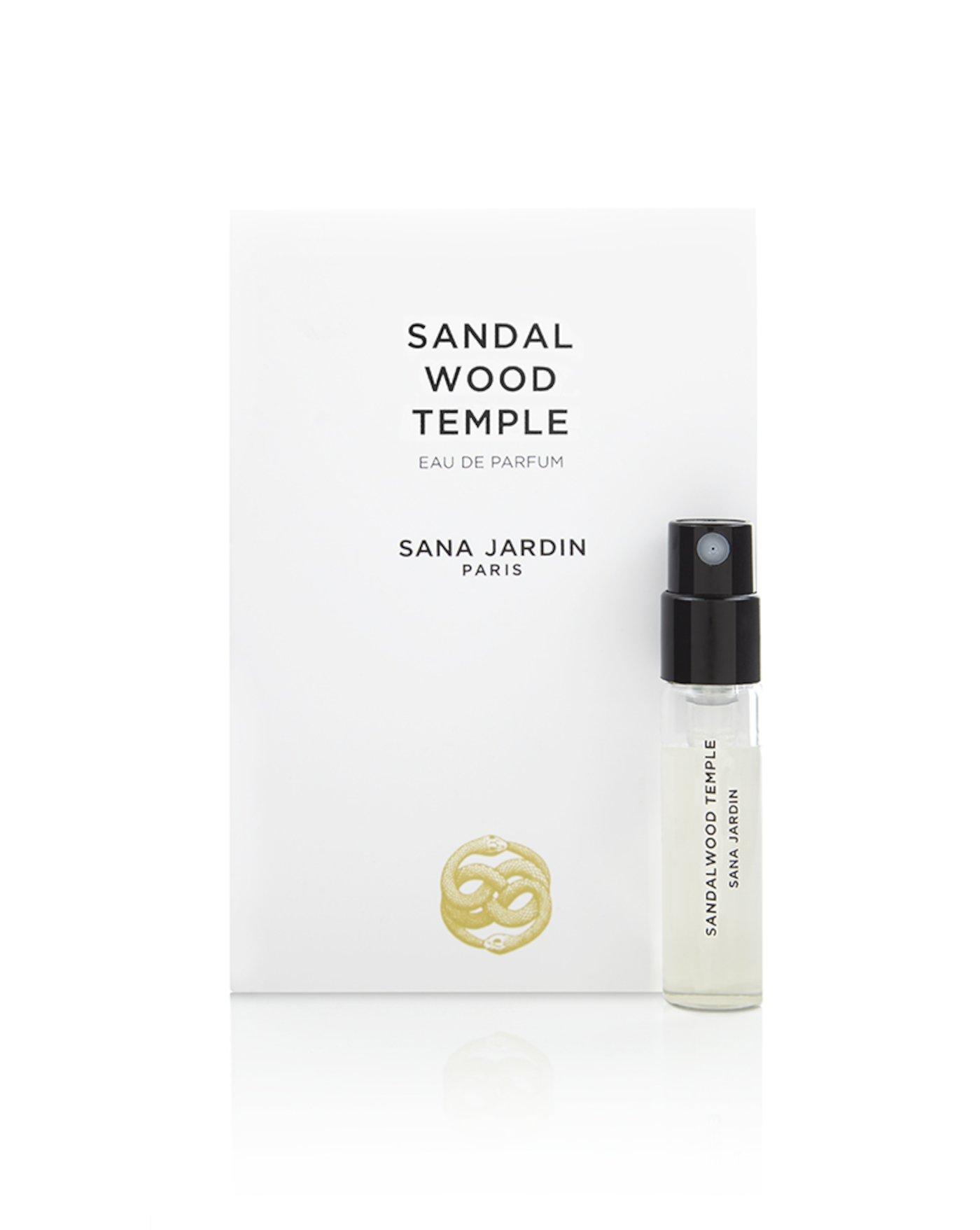 Sandalwood Temple 2ml in card