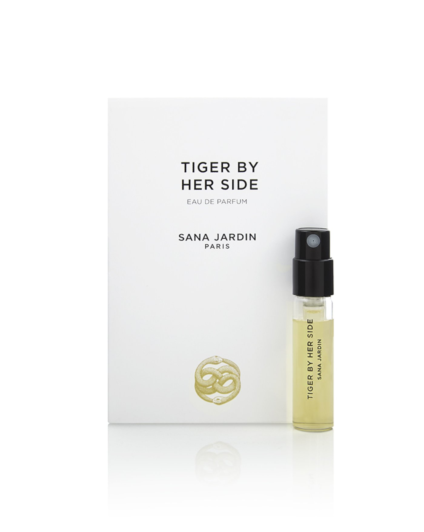 Tiger By Her Side 2ml in card