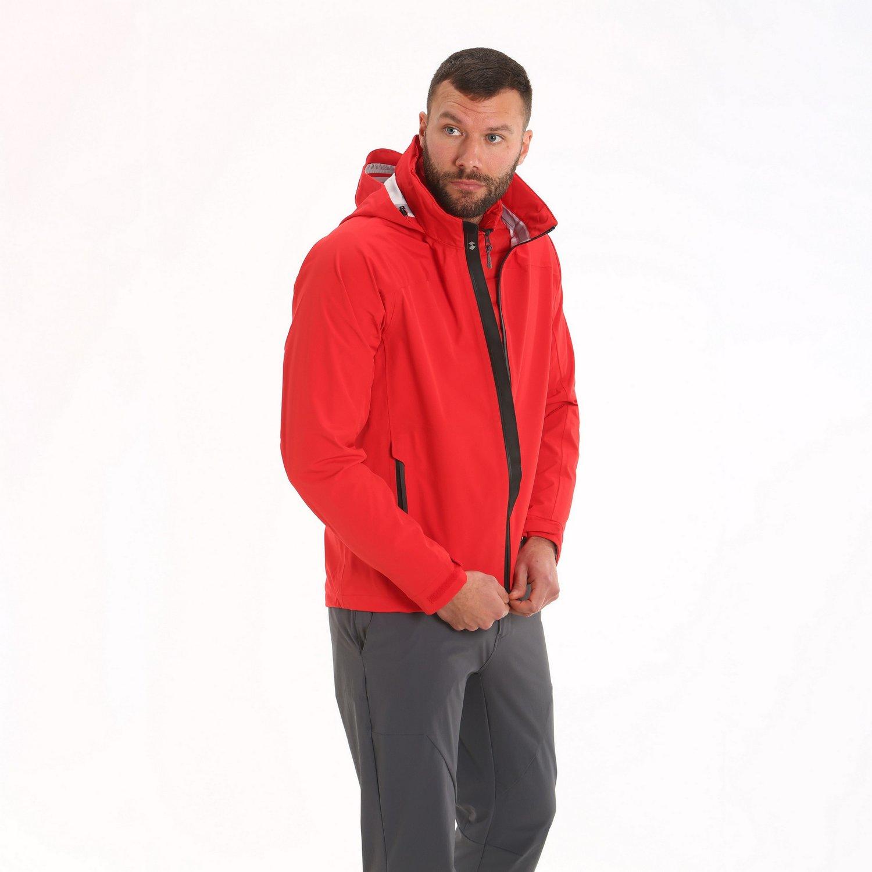 New Noto (MRS) men's Jacket - Slam Red