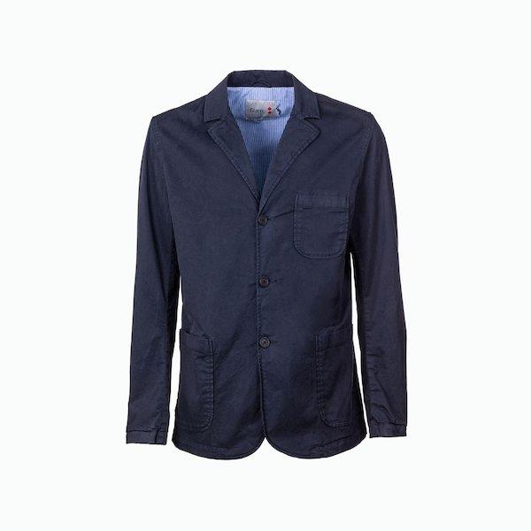 Men's Explorer jacket a sporty 3-button blazer