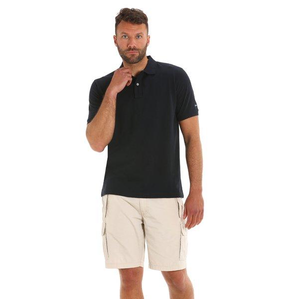 Coleman Mc New men's polo shirt in pique cotton