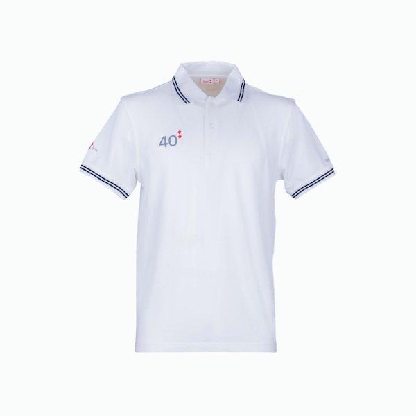 New Regata 40th men's polo shirt