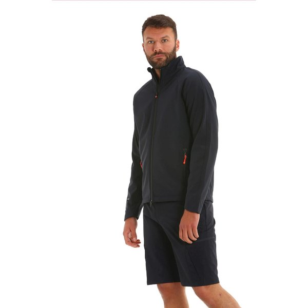 Waterproof and windproof acheson men's softshell