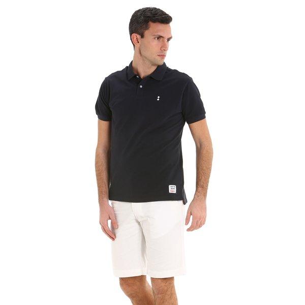 Becalm men's Bermuda shorts in 100% cotton twill