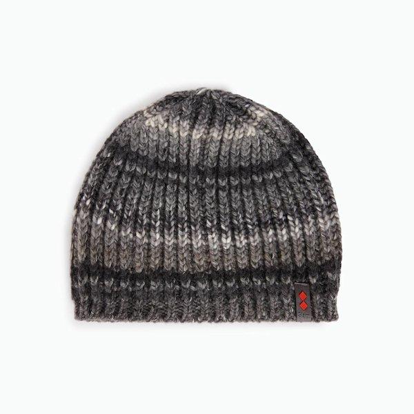B177 men's heavy wool hat