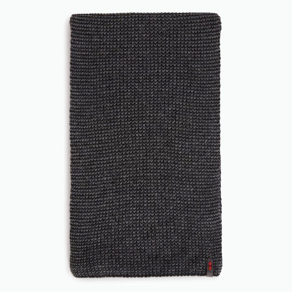 B176 men's merino wool blend scarf