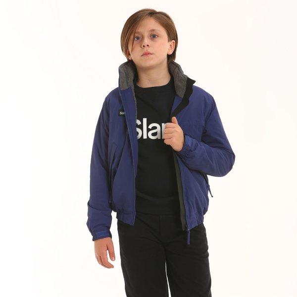 Winter Sailing junior jacket in sturdy nylon taslon