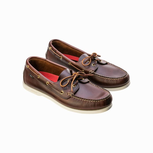 Prince EVO lace-up moccasin