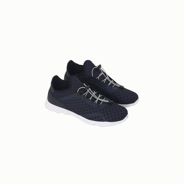 3.0 Slip-on Sneaker with drawstring fastening