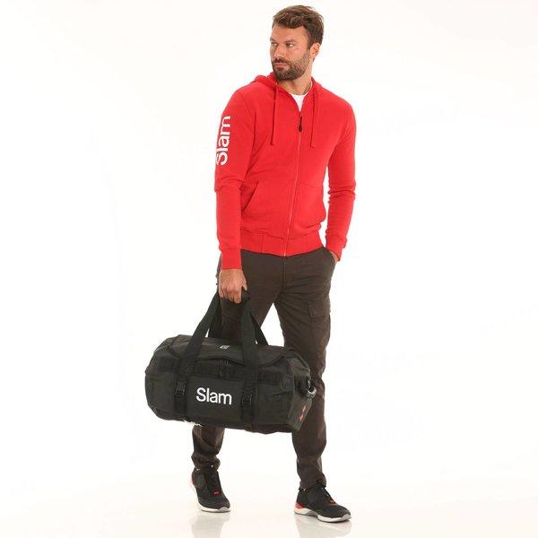 C46 large travel bag with detachable shoulder strap