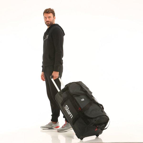 C48 water-repellent two-wheel trolley bag