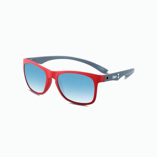Ultra-light Red 40 KNT sunglasses