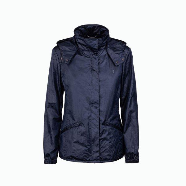 Women's jacket Oar with removable windproof hood