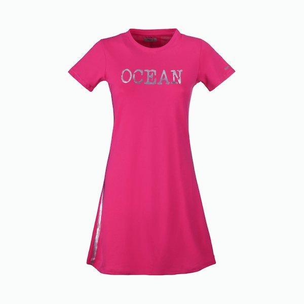 C246 short-sleeved women's dress