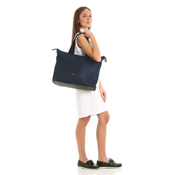 C103 women's polyester shopping bag