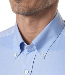 Modello 307 Camicia uomo Collo Botton Down Evolution Classic 229.00