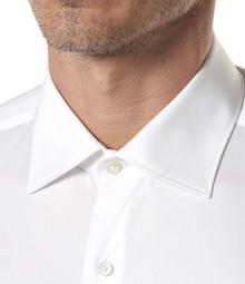 Model 330 Hemden Italienischen Kragen Evolution Classic 209.00